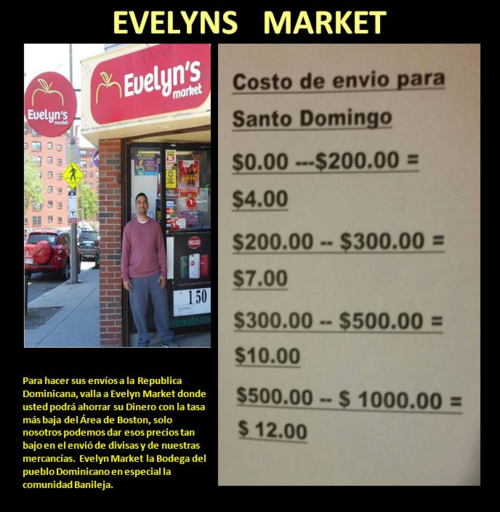 Evelyn market rafael mejia jr